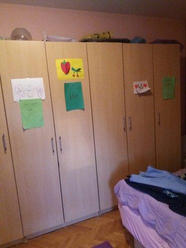Ormar dva jednokrilna i dva dvokrilna dela - Beograd