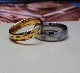 "Кольцо""Ножки младенца"" из вольфраиа в Бостери - фото 3"