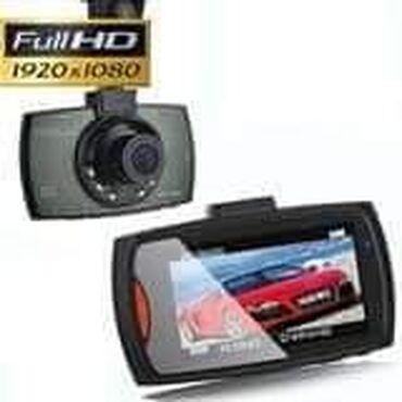 Najpovoljnija auto kamera sa sjajnim funkcijama. Široki ugao snimanja