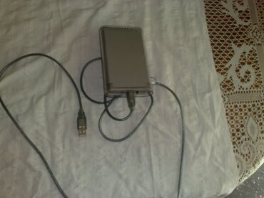Ηλεκτρονικά - Ελλαδα: EΞΩΤΕΡΙΚΟΣ ΔΙΣΚΟΣ 100 GB USB 2.0, ΜΕΤΑΧΕΙΡΙΣΜΕΝΟΣ, ΠΛΗΡΩΣ