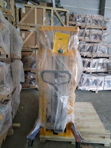 Qazel satislari - Azərbaycan: Mexaniki çəngəlli yük qaldıran Hochkraft firması Alman brendiSDJ