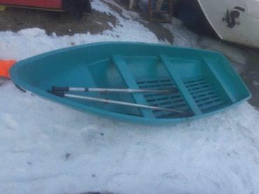 Пластиковая лодка.ПЛКА. в Каракол