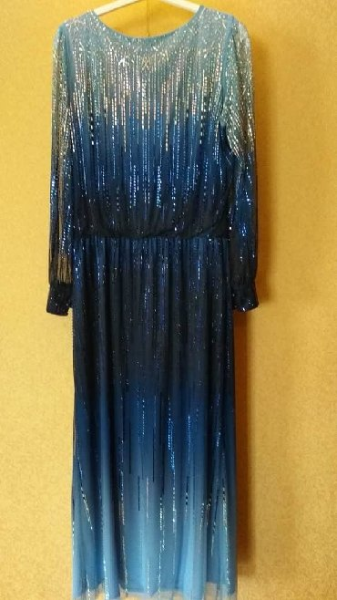 Платья в Ак-Джол: Продаю платье: одевала один раз, размер: 48, Турция