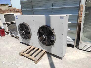 Холодильное оборудованиеВоздушный конденсатор двухвентиляторныйМодель