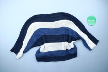 Жіноча кофта у смужку, р. L   Довжина: 47 см Напівобхват грудей: 50 см