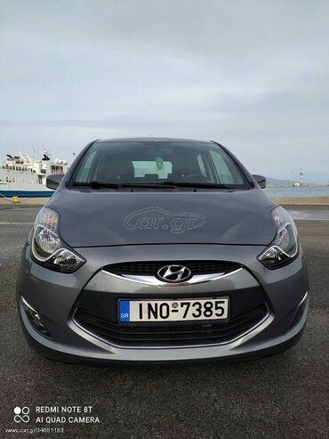 Hyundai ix20 1.4 l. 2014 | 138000 km
