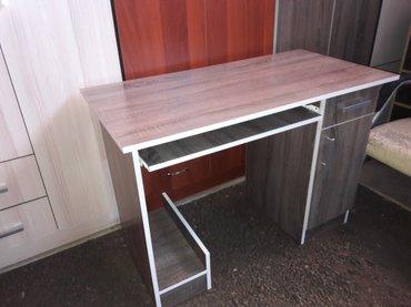 Компьютерные столы новые наличие и на заказ по 3000 в Бишкек