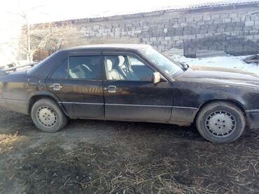 mercedes w124 e500 купить в россии в Кыргызстан: Mercedes-Benz W124 2.6 л. 1988