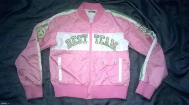 Decije-jakne - Srbija: Vrlo lepa, moderna i kvalitetna jakna suskavac todor vel. 12idealna za