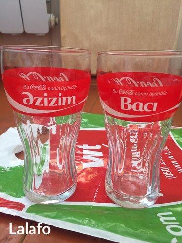 Coca cola bakalı 2eded hediye kimi de istifade edmek mümkündür