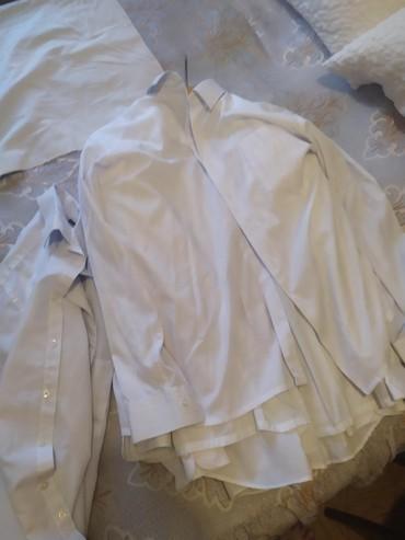 рубашка с длинным рукавом мужская в Кыргызстан: Мужские рубашки XL