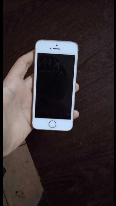 зарядка apple в Азербайджан: Б/У iPhone 5s 16 ГБ Розовое золото (Rose Gold)