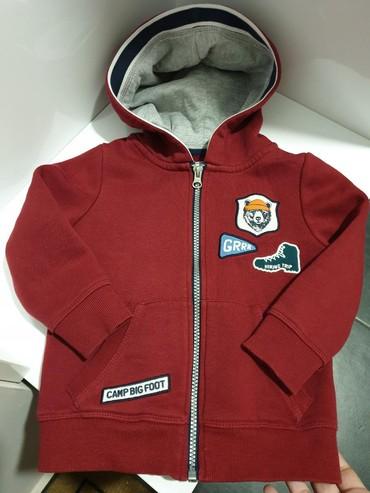 Ostala dečija odeća | Crvenka: C & A duks veličina 98. Bez ikakvih oštećenja i fleka što se vidi