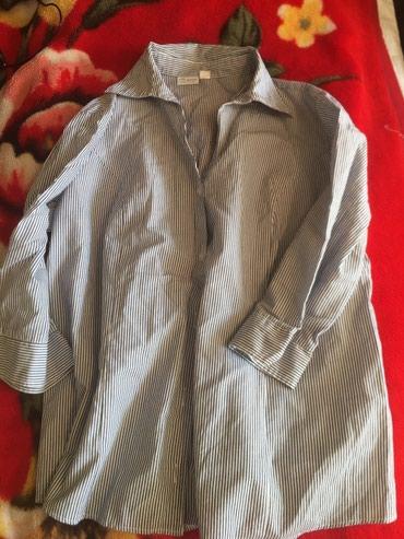 Рубашка женская , размер 50–52))) сост отл )) в Бишкек