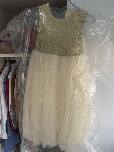 Нарядное платье для девочек 6-7-8 цена окончательная 1200