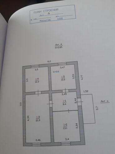 сколько стоит провести газ в дом бишкек в Кыргызстан: Продам Дом 92 кв. м, 4 комнаты