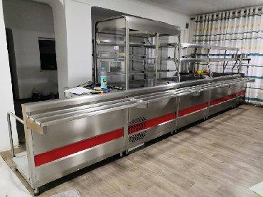 ящики для овощей в Кыргызстан: Линия раздачи Срочно!!! производство Россия (аббат) состояние отличное