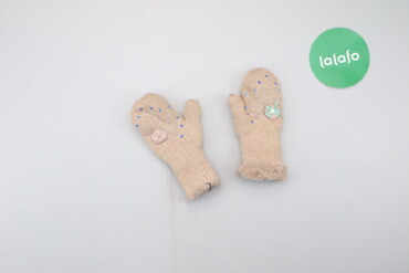 Дитячі рукавички з візерунками   Довжина: 19 см Ширина: 9 см  Стан гар