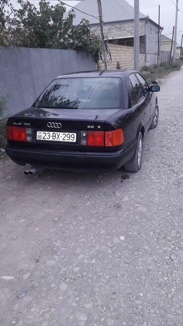 Avtomobillər - Kürdəmir: Audi 100 2.8 l. 1992
