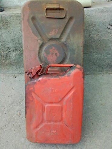 канистра-для-бензина-бишкек в Кыргызстан: Продается канистра для бензина: канистра на 10л