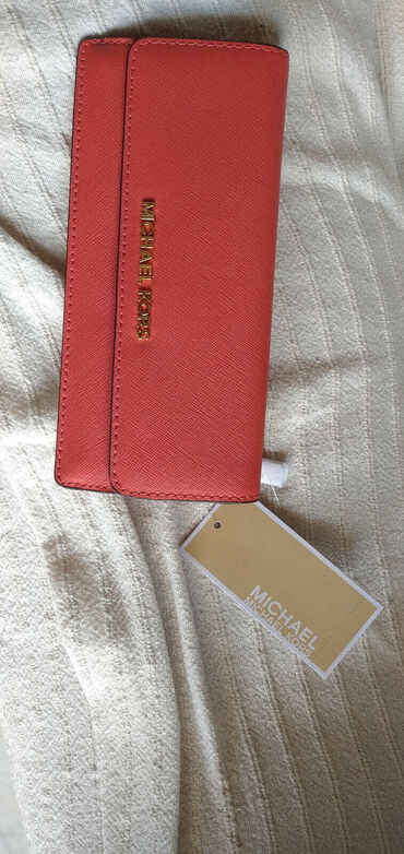 Καινούριο Πορτοφόλι Michael Kors Jet Set Travel Medium Flat Slim