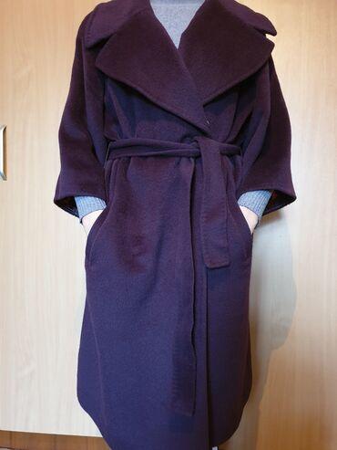 Продаю пальто. Альпака 100%Производство Италия. В идеальном состоянии