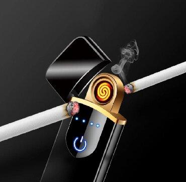 alışqan - Azərbaycan: Alışqan sensor, elektron, spiral, USB şarj olan