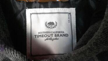Timeout brand kaputic u velicini 36.Jednom obucen