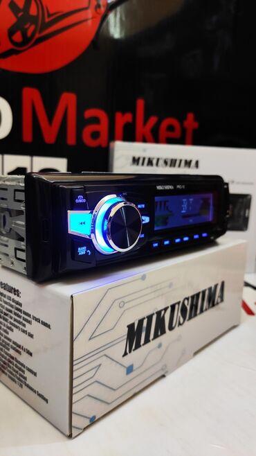 Автоэлектроника - Кыргызстан: Mikushima PRO- 10 магнитола с блютузом микушима.Новые модели