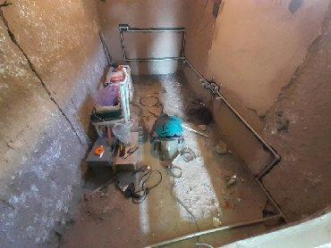 раковина ножка в Кыргызстан: Сан технические услуги, установка раковин, унитаза, водо