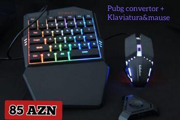 mause - Azərbaycan: PUBG Convertor + klaviatura & mause✔İOS, Android bütün telefonlara