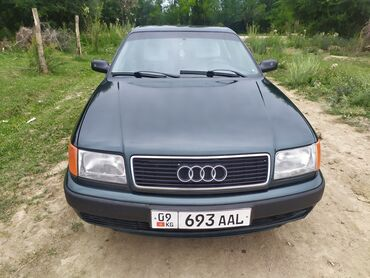 Транспорт - Кызыл-Суу: Audi 100 2 л. 1992 | 123456 км