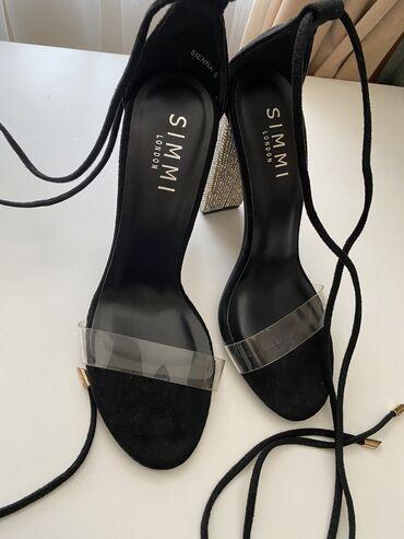 "Онлайн английский бишкек - Кыргызстан: Очень красивые новые босоножки английского бренда «Simmi London"" 😍"