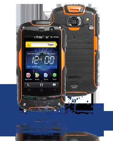 смартфон zte blade x3 в Кыргызстан: Защищенный смартфон для любителей активного отдыхаТелефон\Ватсап