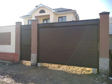 Рол ворота установка и ремонт гарантия и качество 100%  в Лебединовка