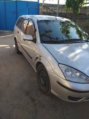 Ford Kürdəmirda: Ford Focus 1.6 l. 2004 | 35557838 km
