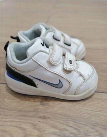 Nike patike broj 20, unutrašnje gazište 10.5 cm, kao nove, malo