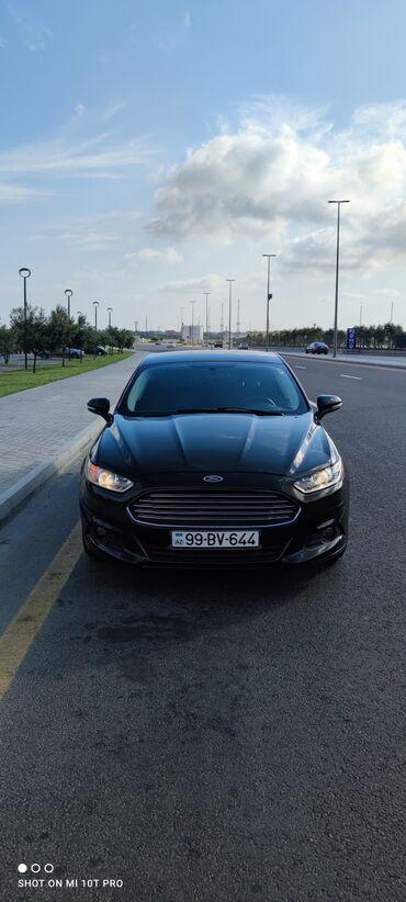 masin satilir 1500 in Azərbaycan | VOLKSWAGEN: Ford Fusion 1.5 l. 2014 | 156580 km