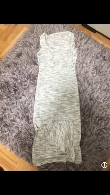 Jednom nosena siva haljina 500
