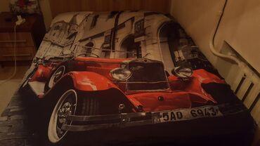 2-спальное-постельное-белье в Кыргызстан: Чехол для 2х спальной кровати Качество отличноеПривезен из