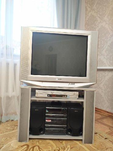 videokamera sony dvd в Кыргызстан: SONY Wega Trinitron. Оригинал! Диагональ 70см. Идеальное состояние. С