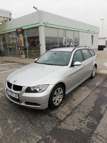 BMW 318 2007 | 265000 km