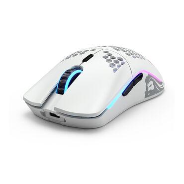Glorious Model O Wireless Matte (White)  Безумно легкий вес, быстрый и