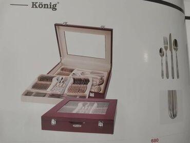 Kuhinjski setovi - Velika Plana: KONIG ESCAJG 680 za 12 osoba CENA -7700 dinara