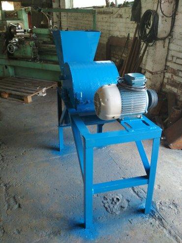 Как  сделать дробилку для зерна 146