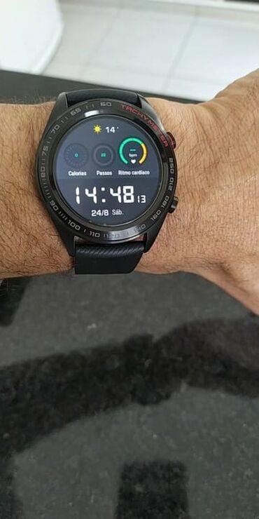 Личные вещи в Азербайджан: Черные Унисекс Наручные часы Honor