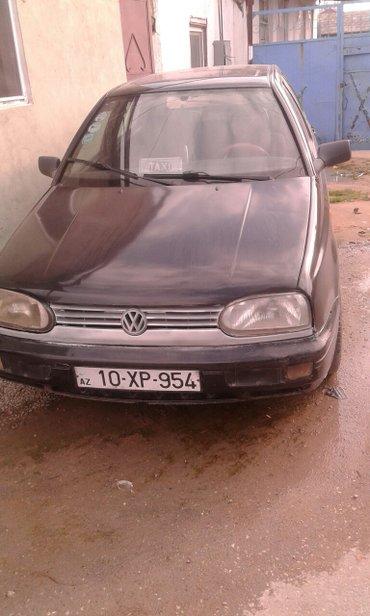 Bakı şəhərində Volkswagen Golf Variant 1993