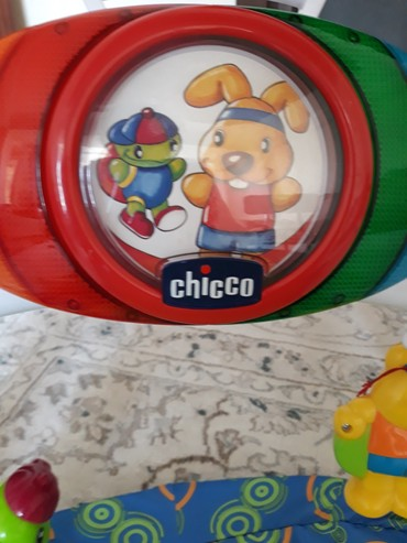 hodunki-ot-chicco в Кыргызстан: Срочно!!! Продаю игровой шезлонг фирмы chicco! От 0 до 12 +месяцев. От