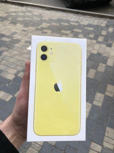 iphone 6 yeni - Azərbaycan: Yeni IPhone 11 64 GB Sarı
