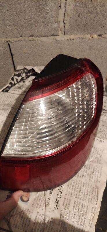 Задний фонарь стоп Субару Легаси Ланкастер 3 есть трещина
